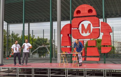 Lisbon Maker Faire 2019 Stage
