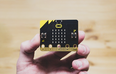 Meet the BBC micro:bit Post Image